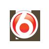 SBS6 Teletekst p487 : beschikbare  mediums in Belgie